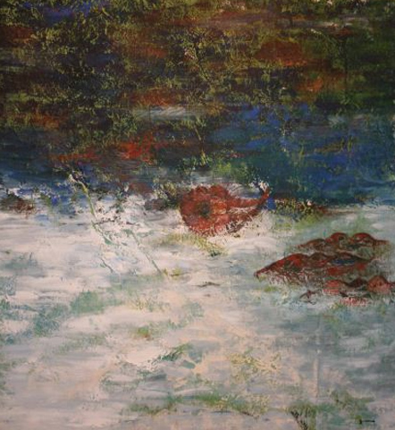 peinture-cecile-girard-vagues